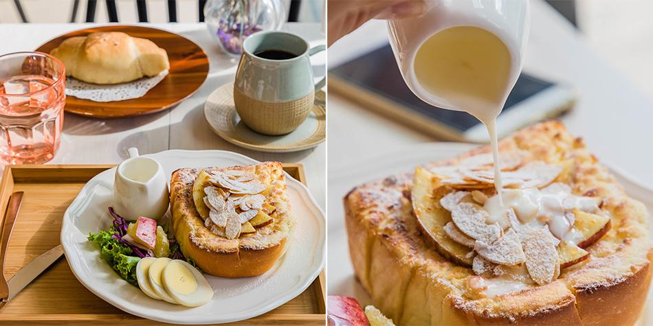 高雄美食 - Très Bon 好吃 x 美術館自製美味清新早午餐