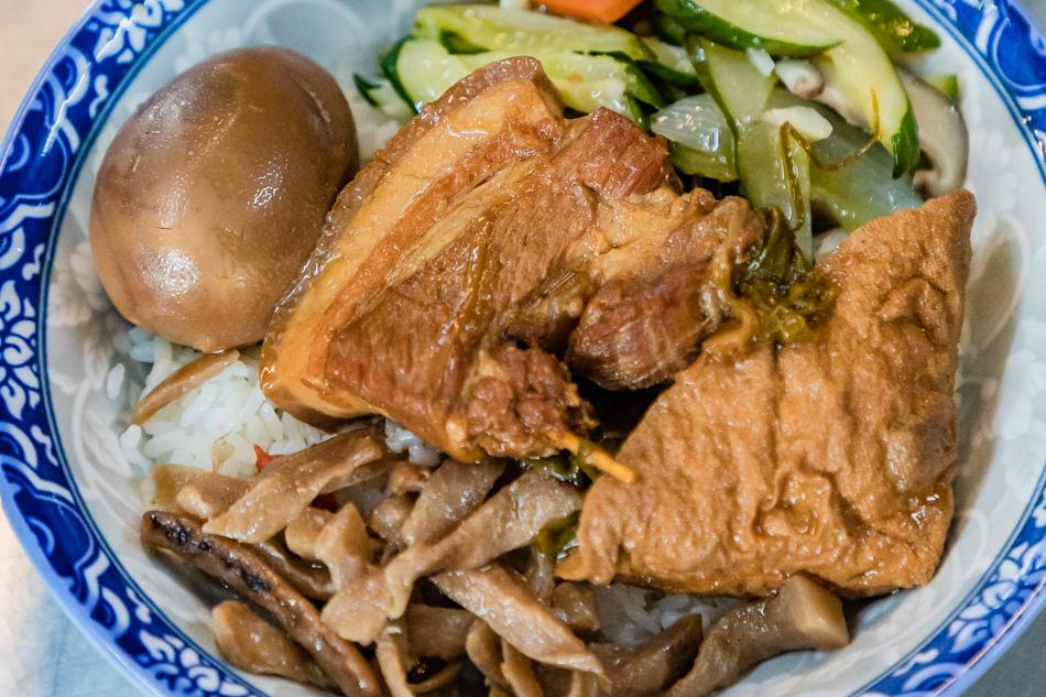 楠梓美食 - 彰化爌肉飯