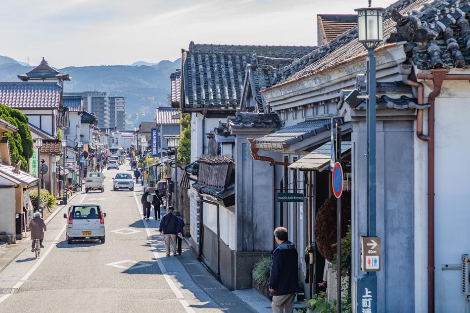 日田景點 - 豆田町