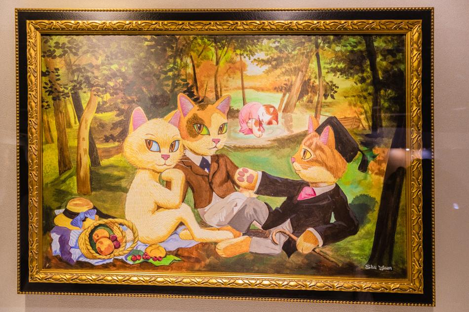 貓美術館 | 高雄駁二 Cat Art