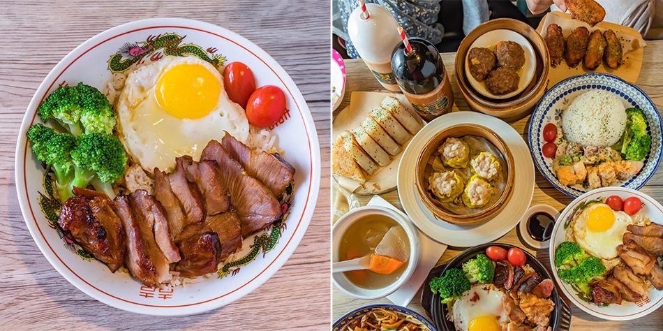 翠王港式茶餐廳