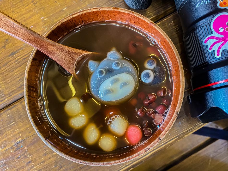 舊城小旅行/造型湯圓/蓮池潭美食