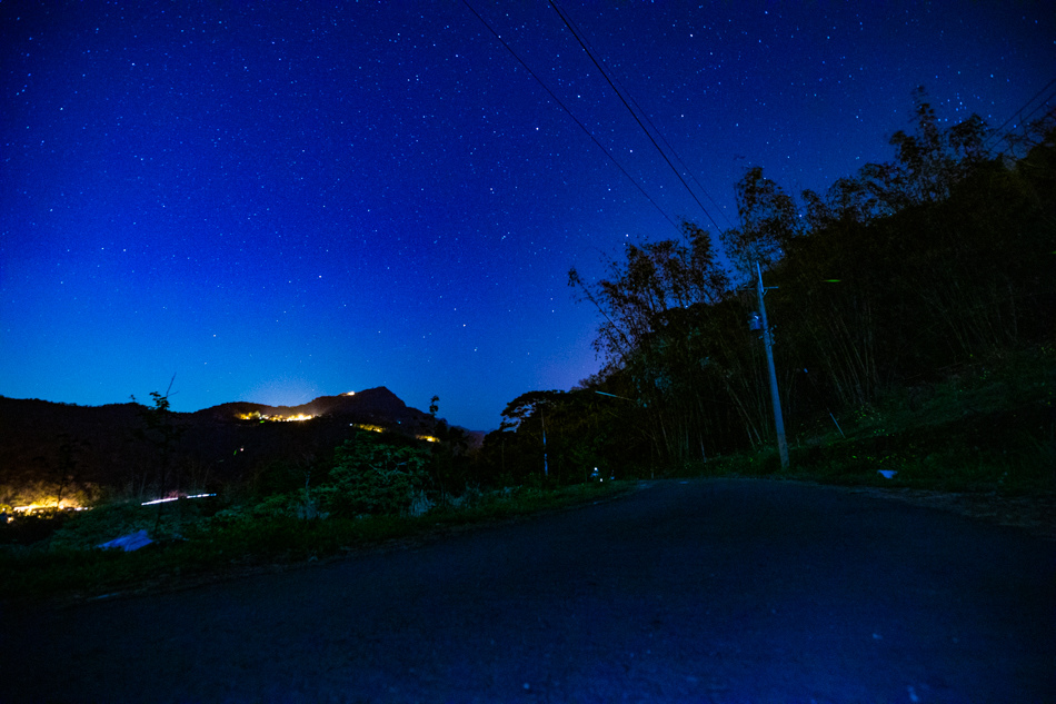 高雄旅遊 - 那瑪夏鄉 - 那次嵐露營區 那瑪夏螢火蟲