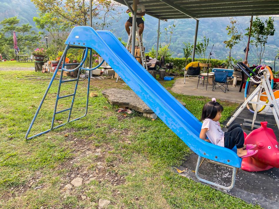 高雄旅遊 - 那瑪夏鄉 - 那次嵐露營區