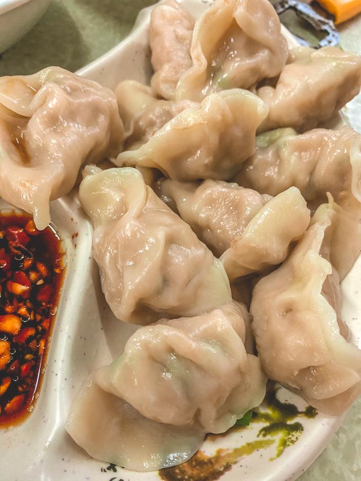 旗山美食 - 古早味什菜飯湯 美濃粄條