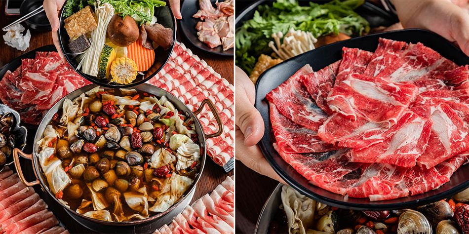 拾貝鍋物-2斤蛤蠣鍋