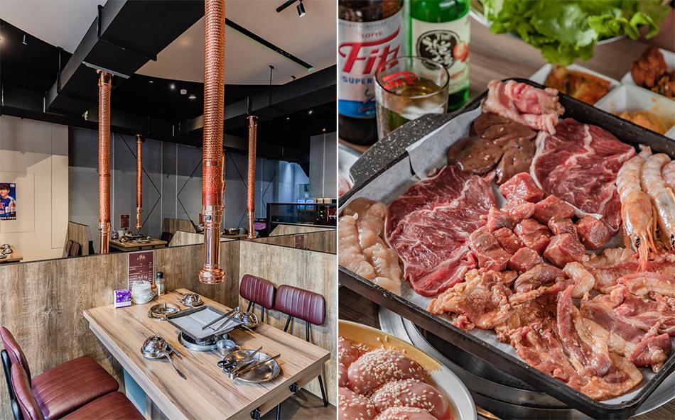 高雄韓式燒烤吃到飽 - 八道晟