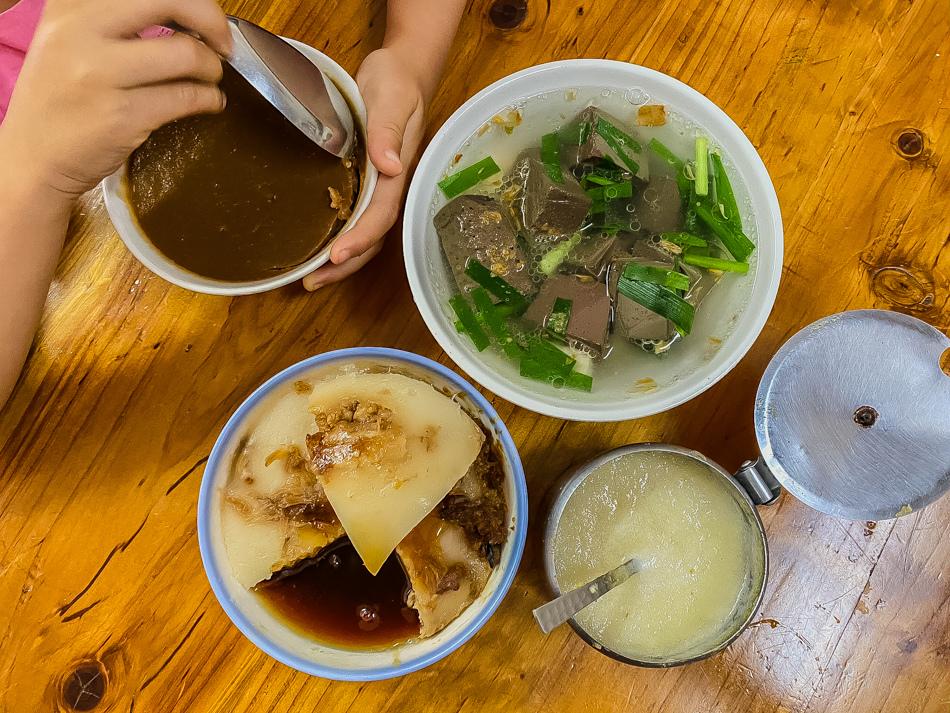 嘉義中埔美食 - 鈴蘭碗粿