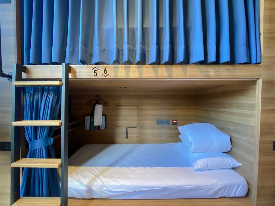 oinn hotel&hostel 巷弄潮旅