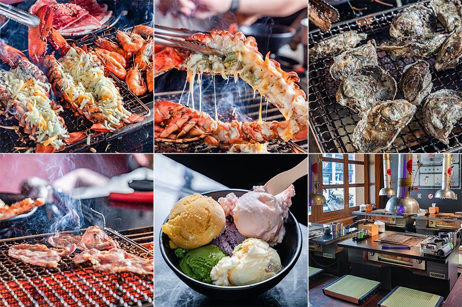 野饌泰國蝦/龍蝦吃到飽