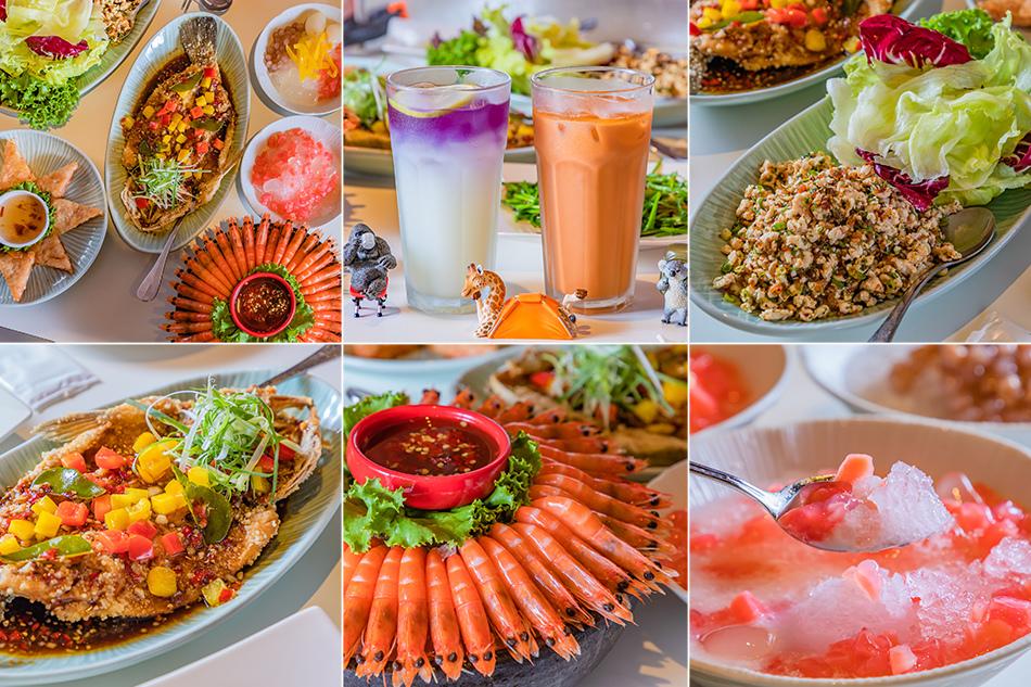 高雄美食 - papaya泰 - 泰式料理