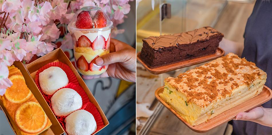 高雄美食 - 橘香合烘焙坊 - 蛋糕職人