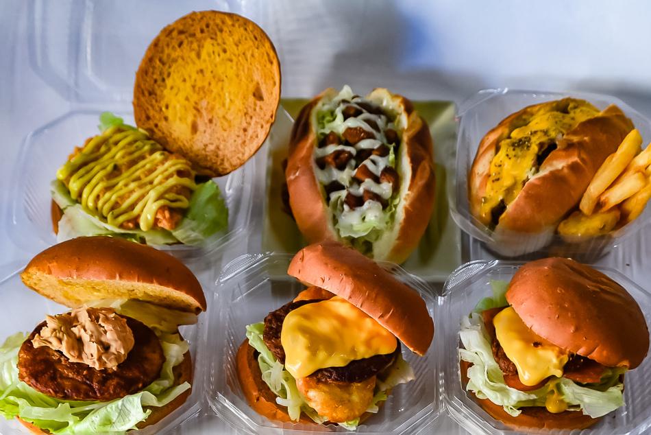 雲林虎尾/Jim's費城起司鐵板牛肉堡 /費城起司堡/用料實在CP值高的漢堡店/起司控