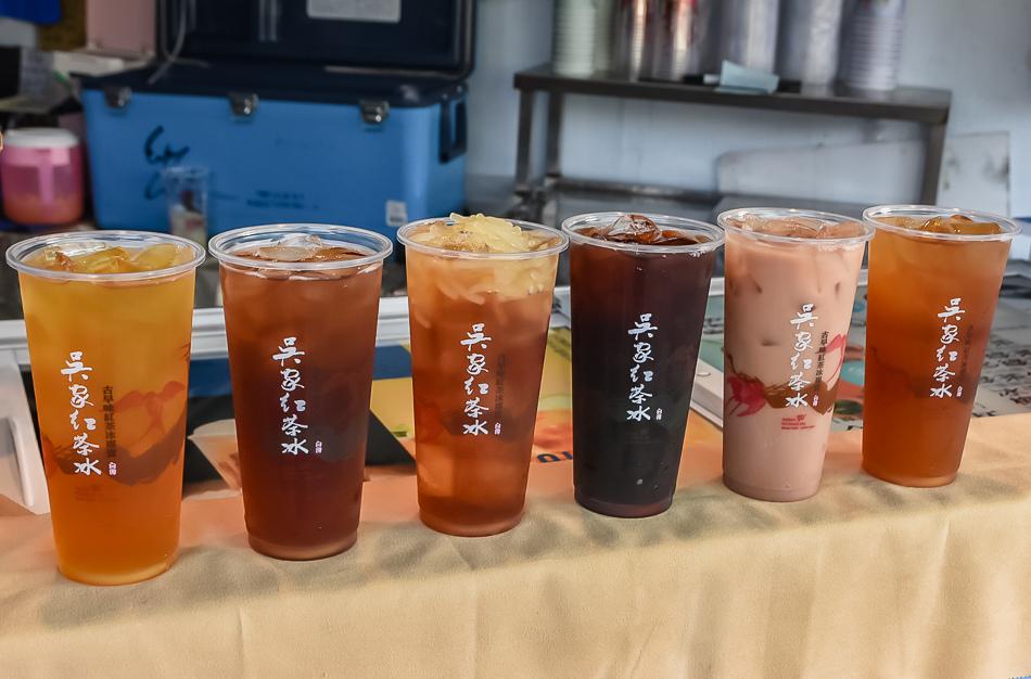 台南市六甲-吳家紅茶冰/六甲紅茶店/六甲學區