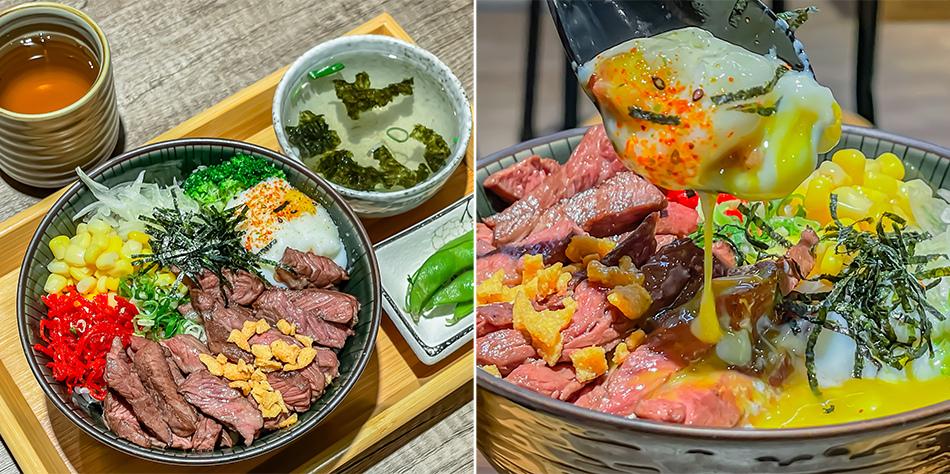 楠梓美食 - 轉丼 丼飯烏龍麵專賣