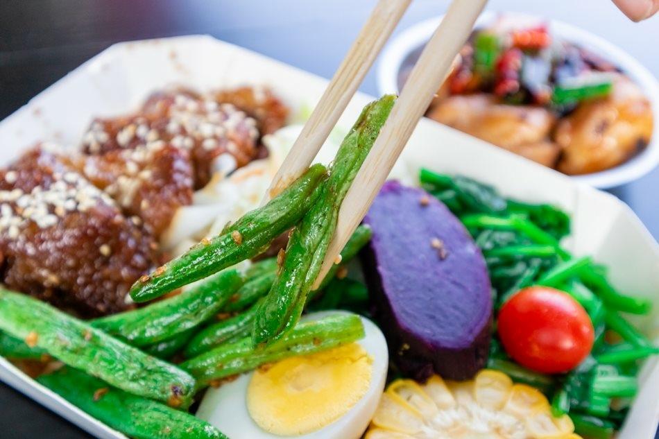 健康餐盒 米悅飯