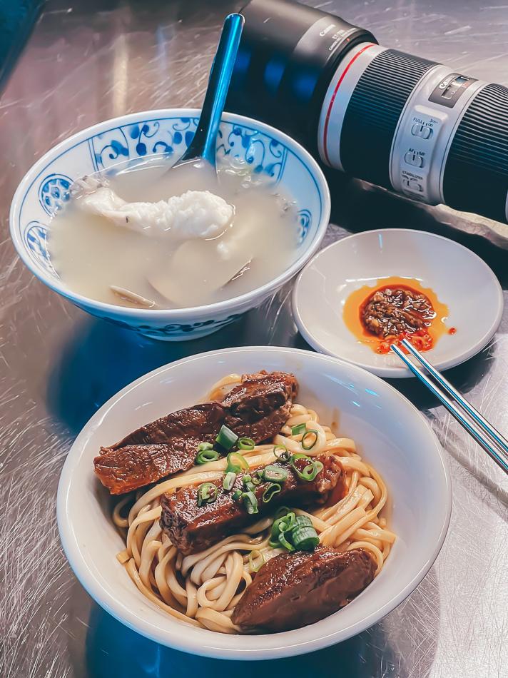 我執-台灣最強牛肉拌麵