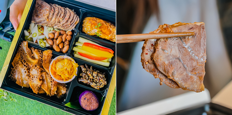 悅品中餐廳 - 外帶餐盒