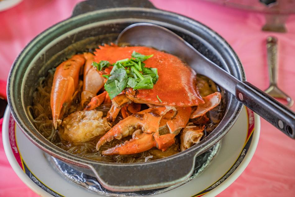亞發師海鮮餐廳 沙母粉絲煲
