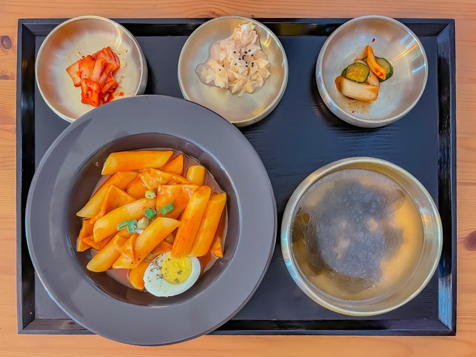 一日一餐韓式料理辣炒年糕