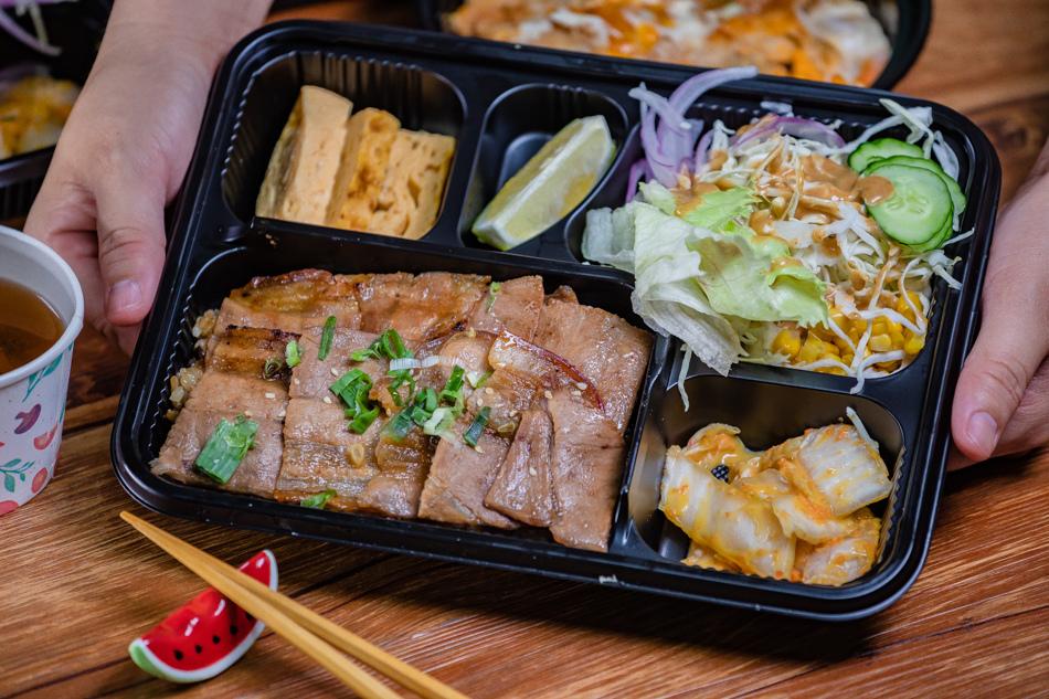 蔥花燒肉丼(200元)