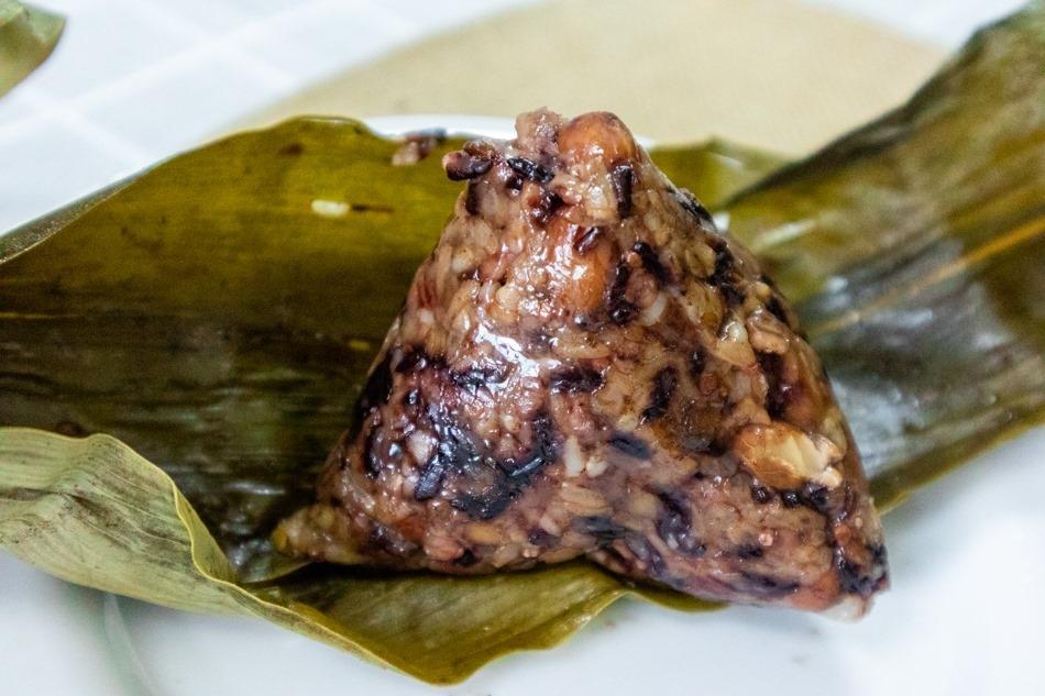 高雄美食 - 雙口肉粽