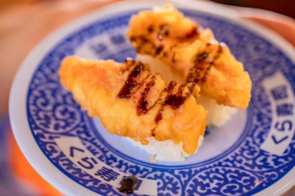 蟹肉棒天婦羅佐甜醬油