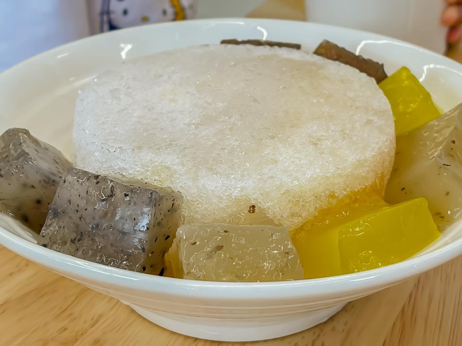 橋頭美食 - 牧甜粉粿冰
