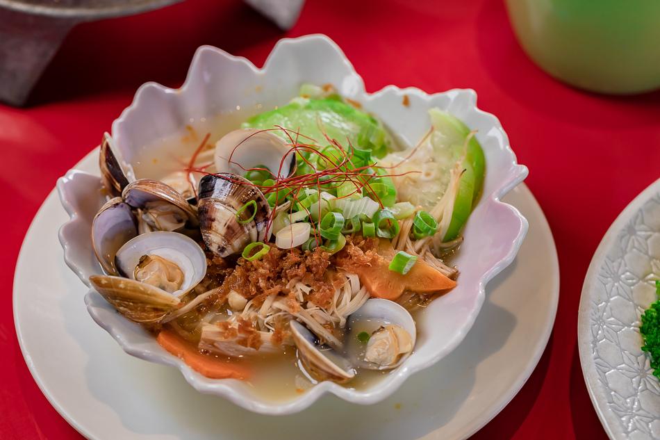 好飯遇所蛋酥絲瓜蒸蛤蜊