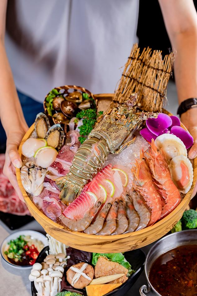 十全食美海鮮拼盤
