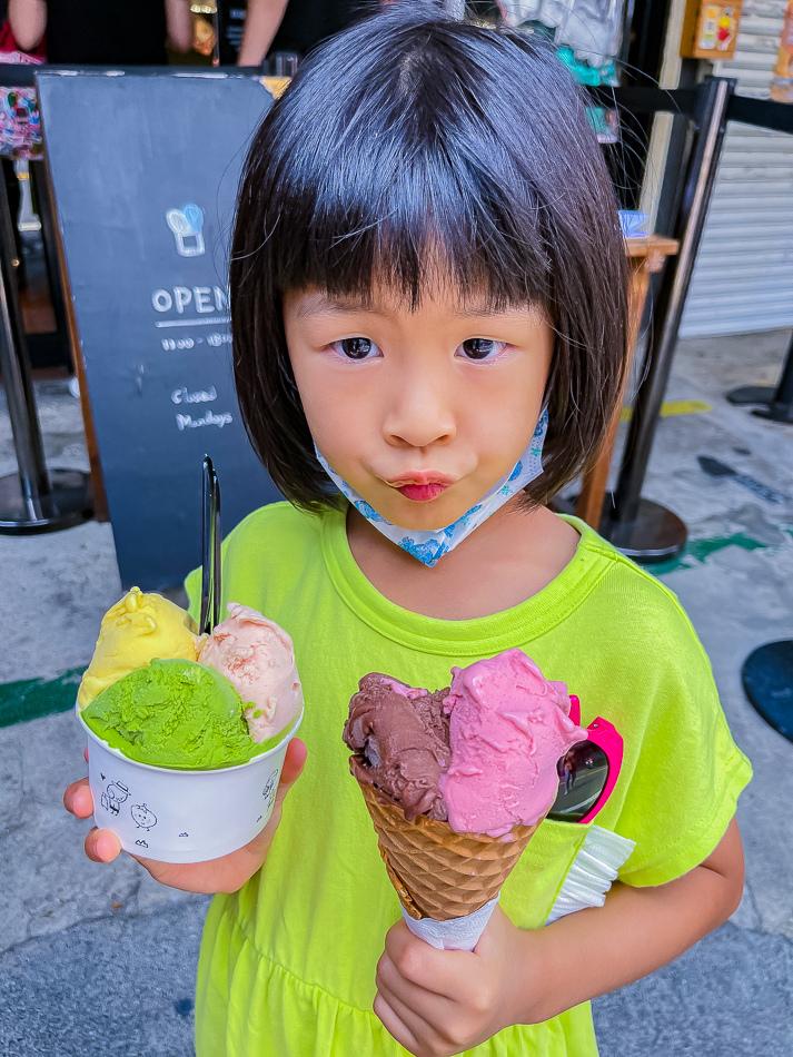 玉井義大利冰淇淋