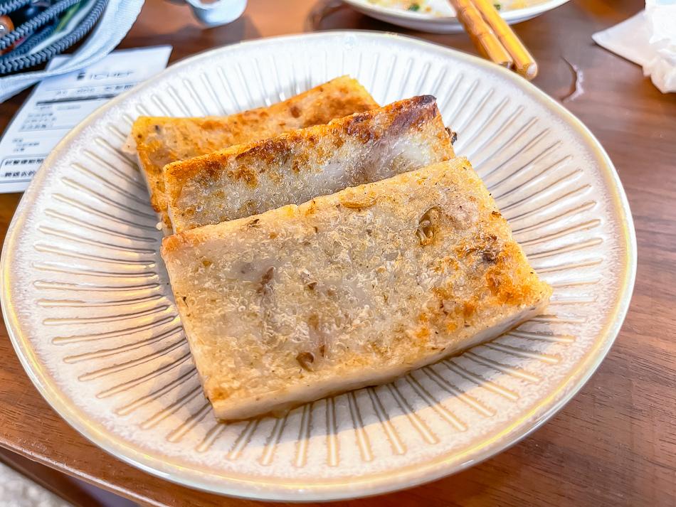 日腸小室 - 芋頭蘿蔔糕