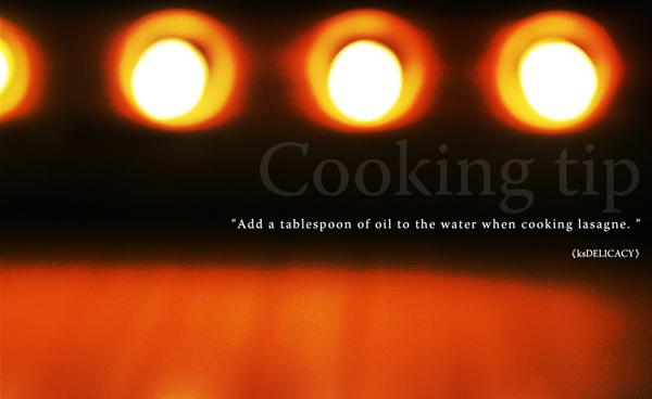 在家煮義大利麵的小技巧