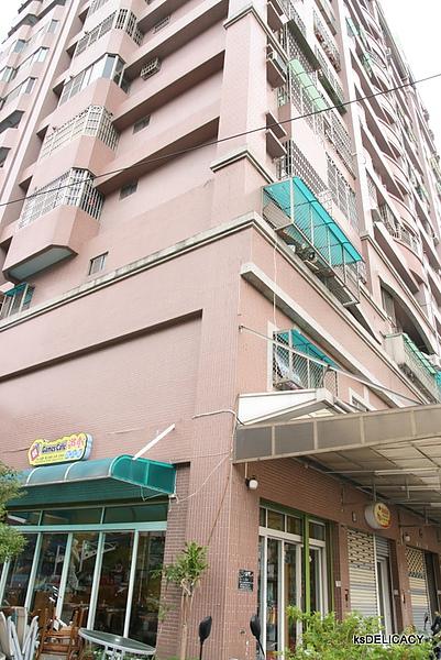 高雄左營遊戲飲食館GameCafe-店門口