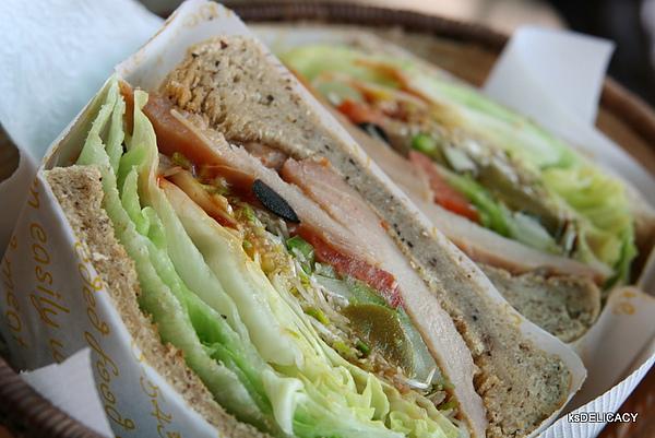 高雄左營遊戲飲食館GameCafe-三明治