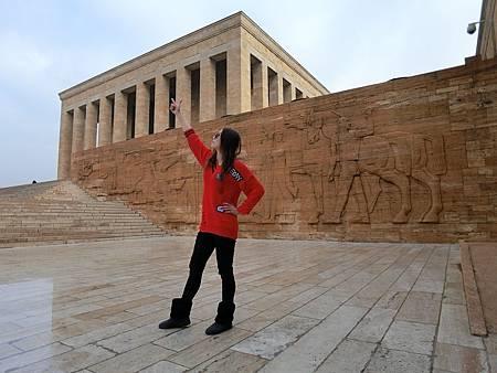 凱莫爾紀念館Ataturk Mausoleum(凱莫爾陵寢)2018.1 (31).jpg