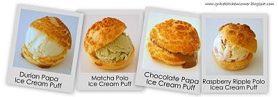 Ice Cream Puffs1-1