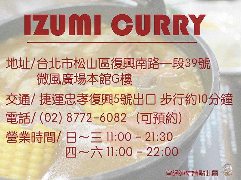 Izumi Curry via Kate's FZ