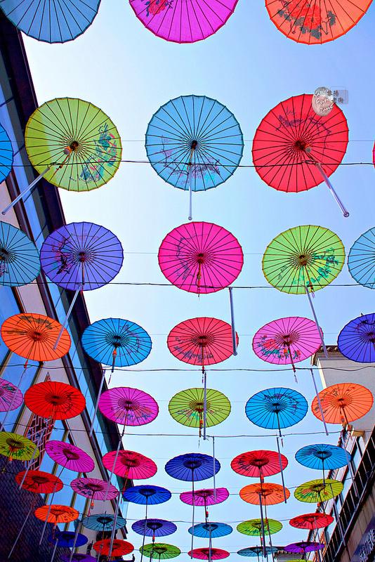 黎陽老街 via Kate's FZ