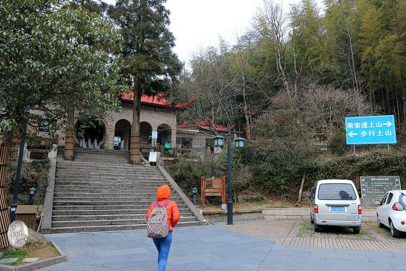 黃山徒步入口 via Kate's FZ
