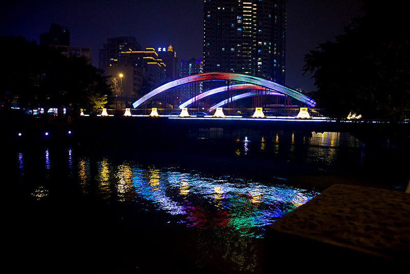 錦河沿岸步道