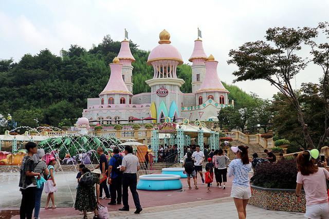 Hello Kitty 樂園_