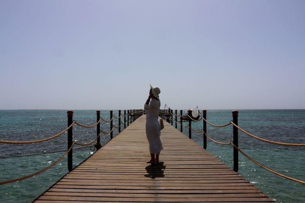 埃及虎加達 莫凡彼度假勝地-美如仙境的紅海