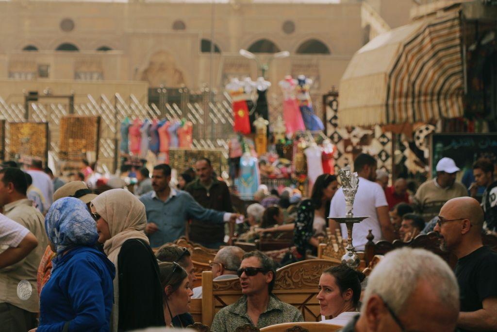 開羅哈利利市集- 買埃及伴手禮來這就對了!