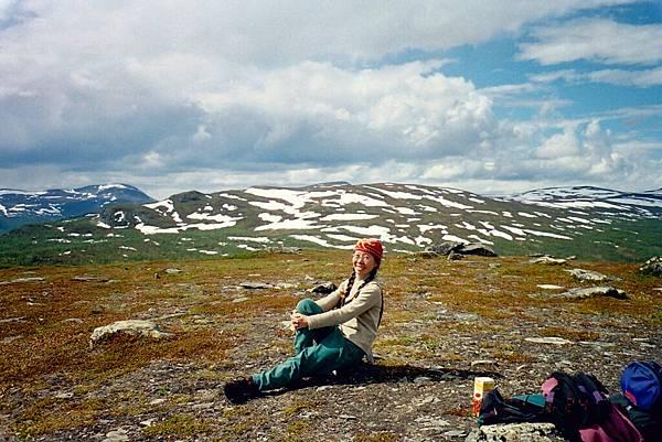 冰山環繞的最後荒野
