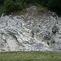 PICT1359-Extremely complex folding structures in an outcrop at Kaikoura.JPG