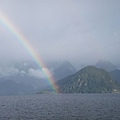PICT1934-the Rainbow Gate on Lake Manapouri.JPG