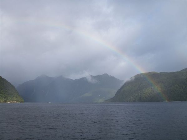 PICT1939-the Rainbow Gate on Lake Manapouri.JPG