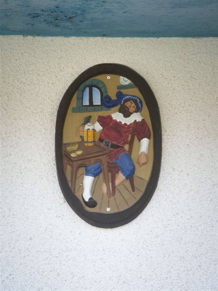 20080427-043 Funny painting in Stara Fuzina(Bohinj)-PICT3619.JPG