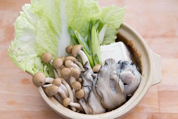 味噌生蠔鍋 P2